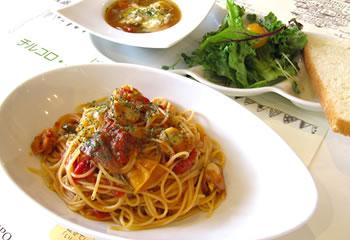 イタリアンレストランン チルコロ イル ピッコロ カンポ